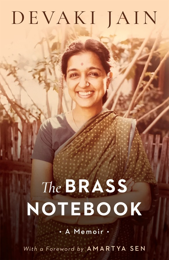 book cover the brass notebook